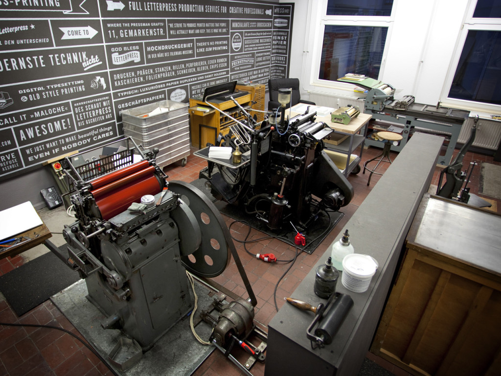 Letterjazz-Werkstatt