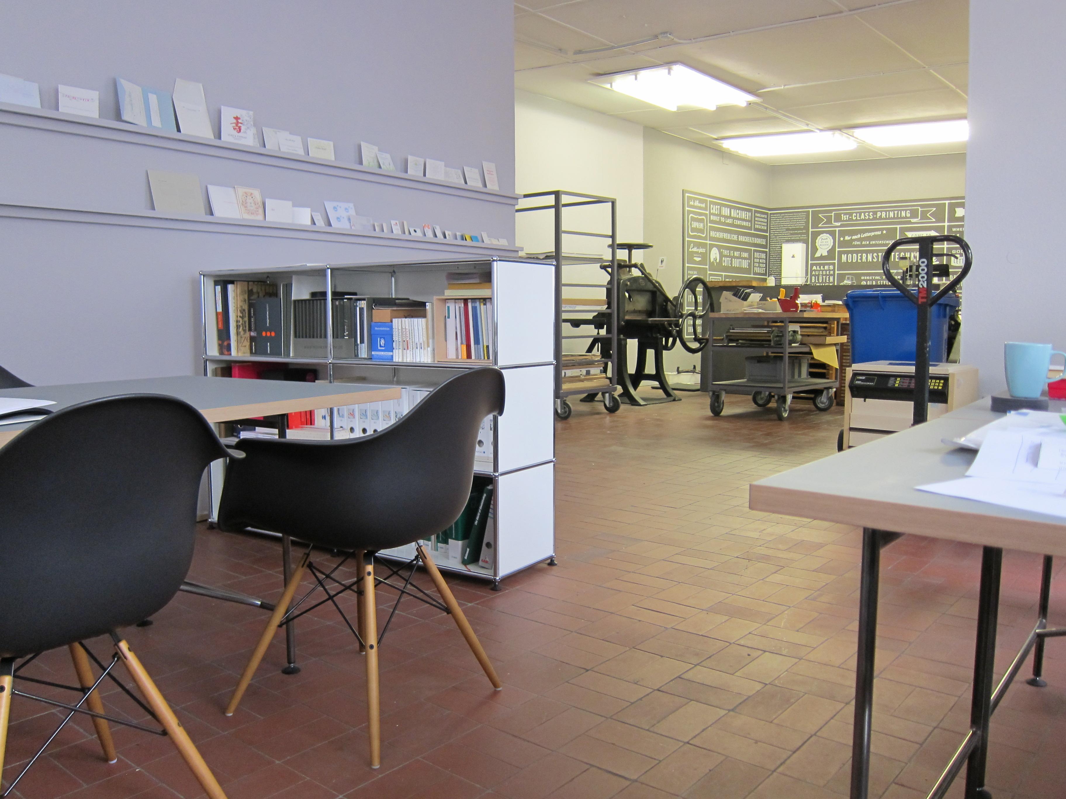 Letterjazz-Office